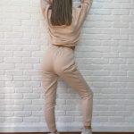 Italic Slim-fit Joggers
