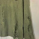 Khaki Hippie Soul Knit
