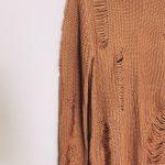 Rust Hippie Soul Knit