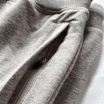 Grey Cool Tapered Jog Pants