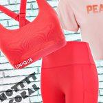 Performance Peachy Tee
