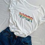 Karma Organic Feminine T-Shirt