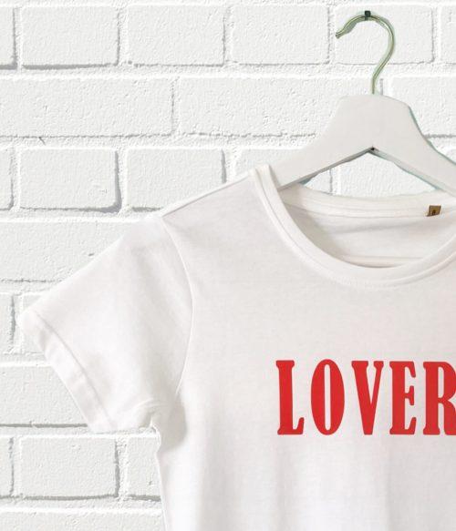 LOVER Organic Feminine Fit-T