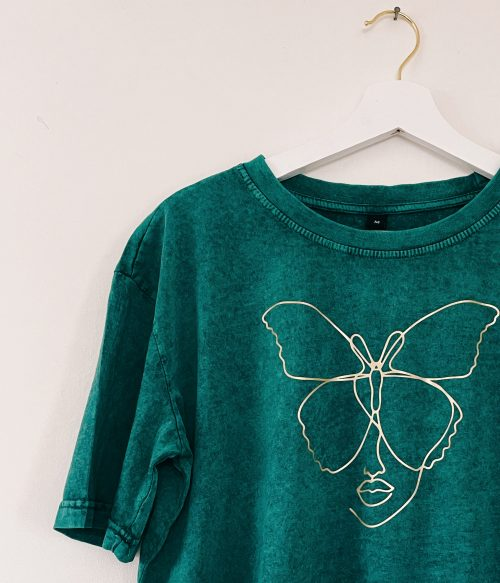 Fly Butterfly Tee